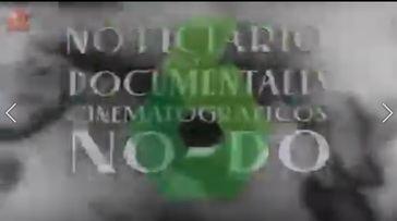 Varios documentales Nodo del Caudillo de España Pedro Sánchez