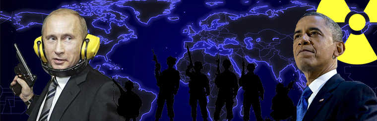 """Obama responde al ultimátum de Putin: ordena alerta """"Defcon 3"""" al ejército de Estados Unidos"""