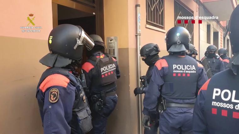 Cae una organización internacional de trata con más de 1.000 víctimas a sus espaldas y detenciones en Burgos, Lérida y Barcelona