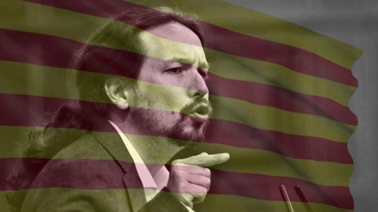 Iglesias, ministro sin cartera para Cataluña
