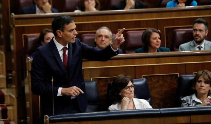 La prueba del algodón de la tesis del Presidente Sánchez