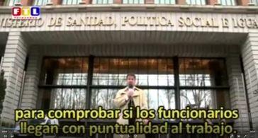 Critican la falta de puntualidad de los funcionarios de España