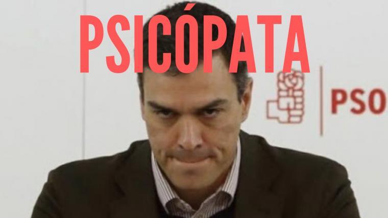 Pedro Sánchez es un