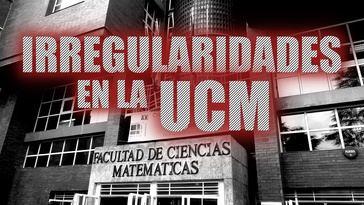Enchufismo y corrupción en la Universidad Complutense de Madrid