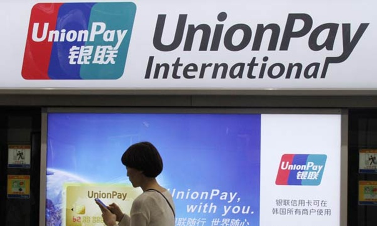China inundará Europa con su tarjeta de crédito UnionPay