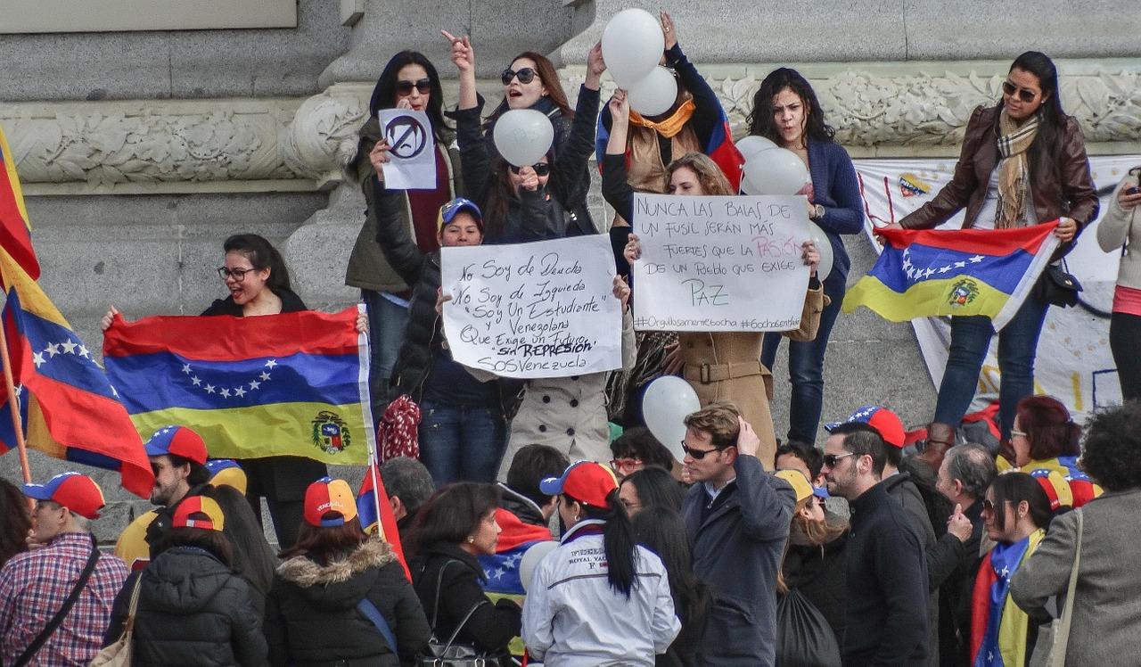 """La """"ayuda"""" que Venezuela necesita"""