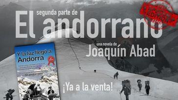 ¿Por qué la reedición de 'Y la luz llegó a Andorra' de Joaquín Abad incluye una linterna UV?