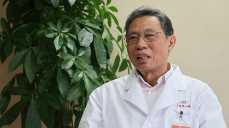 Zhong Nanshan duda que la inmunidad de grupo llegue pronto