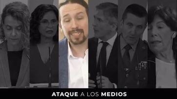 Silenciar el congreso y las noticias molestas al gobierno de Pedro Sánchez