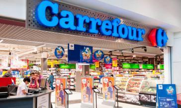 Comprar en Carrefour sale muy caro