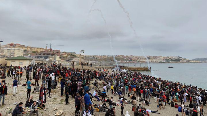 La invasión de Ceuta