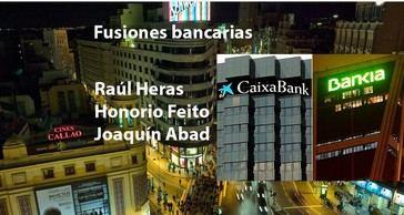 Debate sobre fusiones bancarias