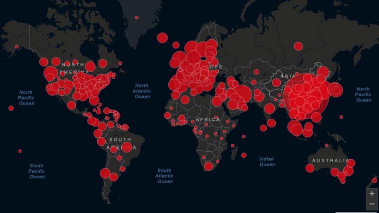 La pandemia puede prolongarse dos años más, según un informe