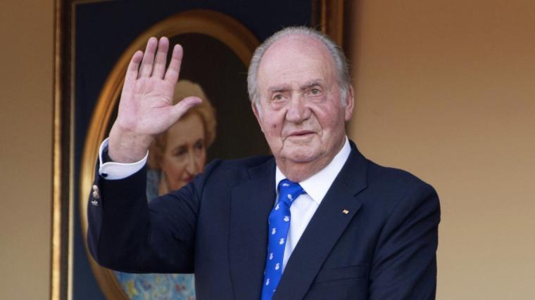 El Rey emérito Juan Carlos I se exilia a la República Dominicana