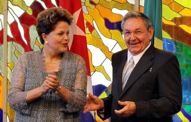 Cuba se echa en brazos de Brasil con la construcción del mayor puerto del Caribe