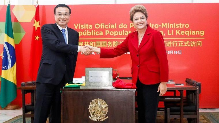 China conquista Brasil con 53.000 millones de dólares