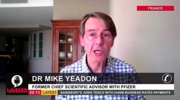 El ex vicepresidente de Pfizer, advierte de que las 'vacunas' pueden ser utilizadas para una masiva despoblación mundial