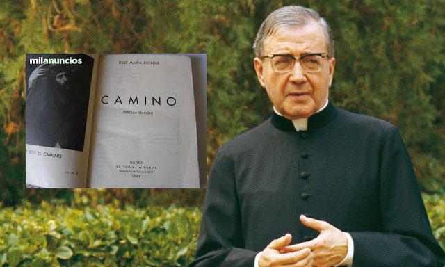 El fundador del Opus Dei plagió su libro Camino