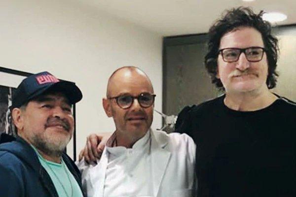 Detienen al falso médico de Maradona: vendía un antiviral para el Covid-19