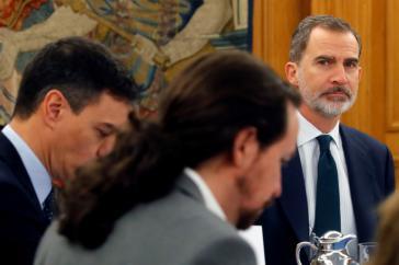 El desguace español