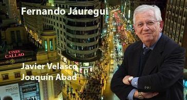 Fernando Jáuregui, casi cincuenta años de profesión en su último libro: La Ruptura