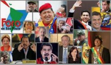 El Foro de Sao Paulo propoone la destabilización para tomar el poder en América