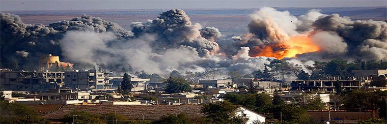 Militares USA alertan a sus familias: EEUU y Rusia se preparan para un ataque nuclear en Siria