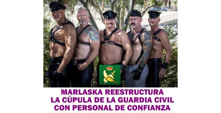 """Las redes se ceban en """"memes"""" del ministro Grande-Marlaska"""