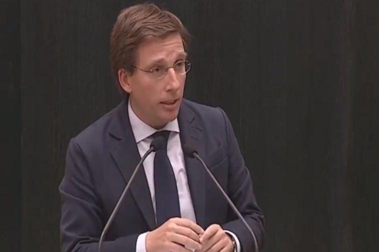 Martínez-Almerida sobre las mentiras de Pedro Sánchez y condenas a podemitas