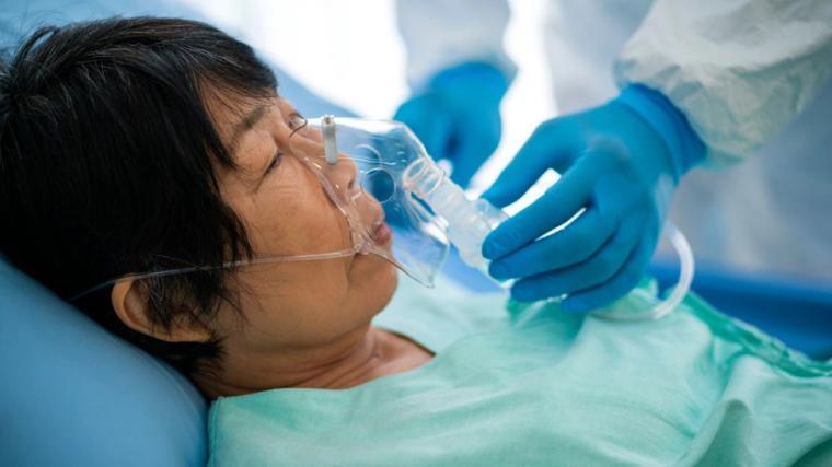 El Covid-19 provoca una tormenta de proteinas y mata al paciente
