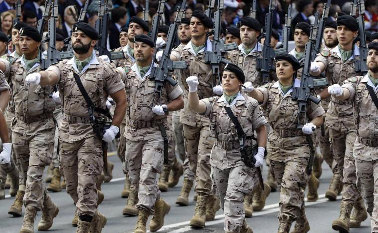 Descubren que varios cientos de suboficiales del ejército español colaboran con el espionaje ruso