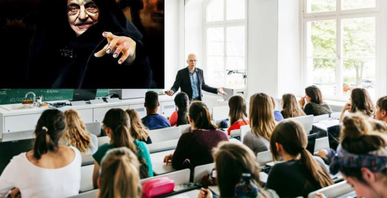 George Soros: Control de la Educación y de las Universidades