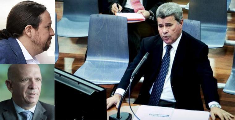 Carvajal logró tejer una estrecha relación con funcionarios en el CNI para encubrir la ruta del narcotráfico que desembocaba en Galicia