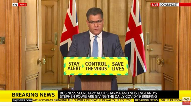 El gobierno de Inglaterra ofrece 130 millones de libras para que se fabrique una vacuna contra el Covid-19