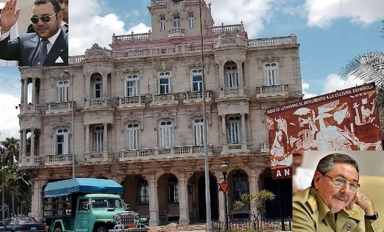 Mohamed VI abrirá embajada en La Habana para limitar el apoyo de Cuba al Frente Polisario