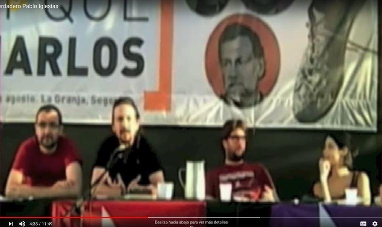 El incendiario audio de Pablo Iglesias que los podemitas están borrando de las redes