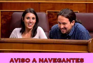 El partido de Podemos en la red
