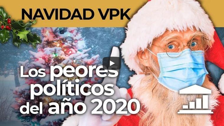 Pedro Sánchez, de los peores políticos del año 2020 según VisualPolitik