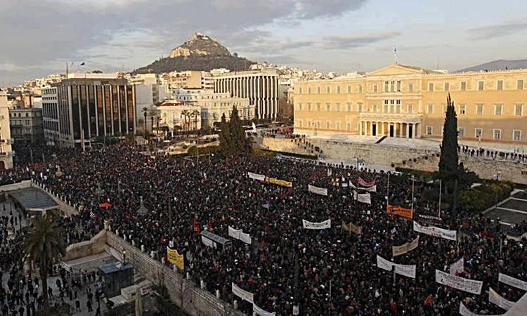 Grecia nunca pagará los 225.000 millones de euros que debe