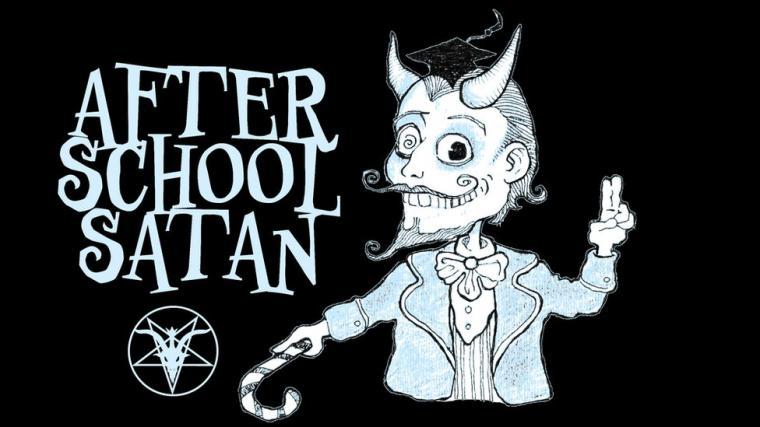 """Bozal y """"vacuna"""": los dos rituales de la iniciación satánica"""