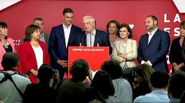 Son socialistas, o se aprovechan del PSOE