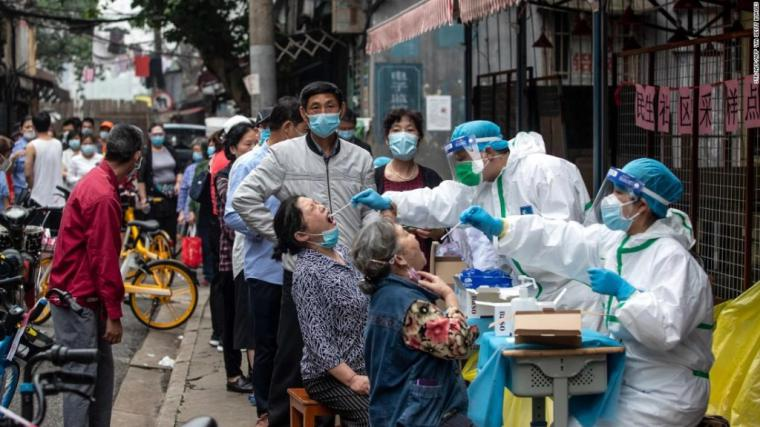 China es vulnerable a otra ola de coronavirus