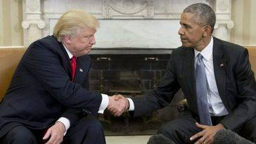 Trump Vs. Obama: El último round