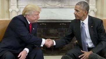 Trump Vs. Obama: El último round