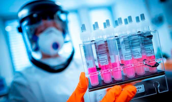 Se consigue una vacuna contra el coronavirus probada en animales