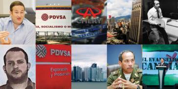 Los papeles de Panamá señalan a Venezuela