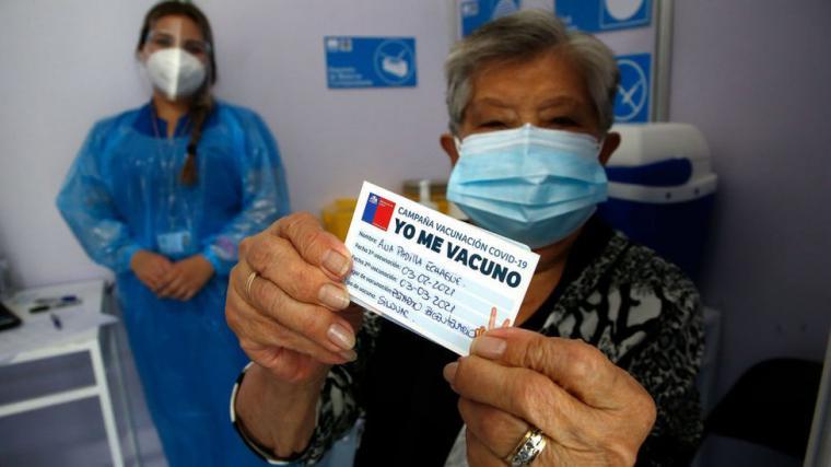Los 'vacunados' son los que representan un verdadero y potencial peligro público