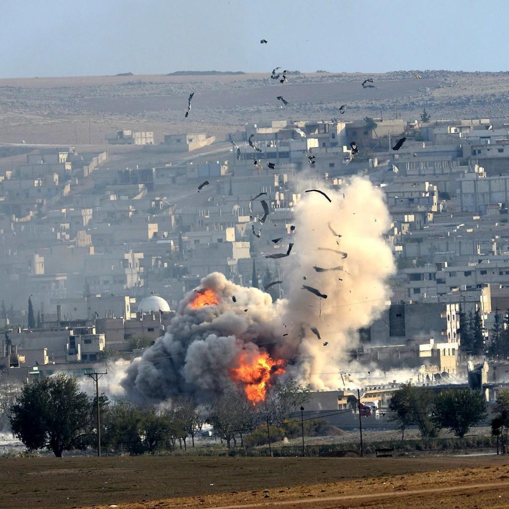 Ataques Guerra En Siria Ultimas Noticias